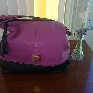 Dooney and Bourke Leather Shoulder Bag